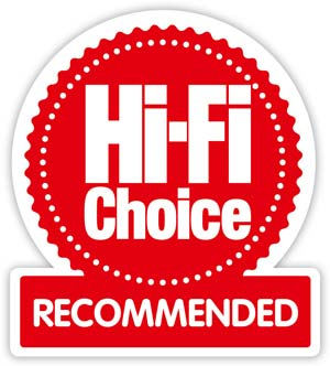 Hi-fi Choice Highly Recommended