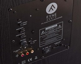 F3 Series Amplifier
