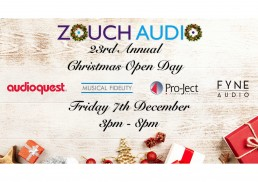 Zouch Christmas Open Day