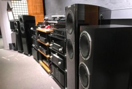 Fyne Audio F302 and F702