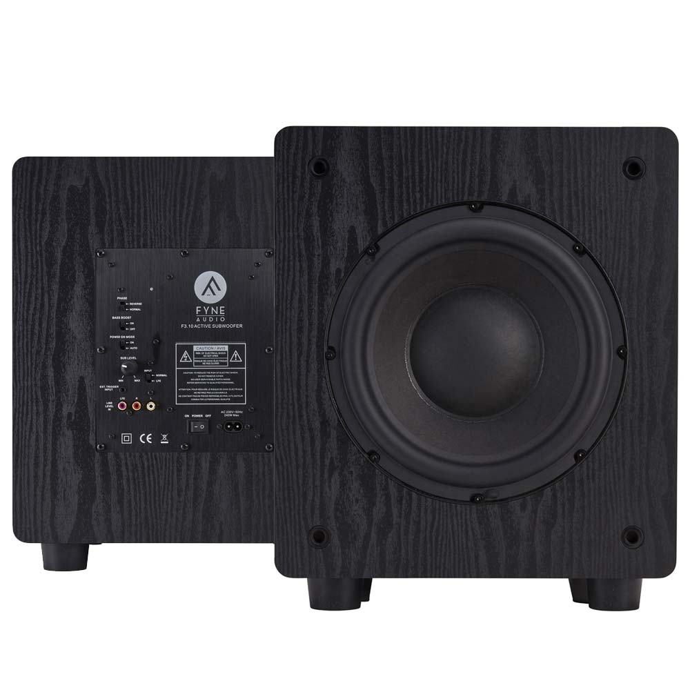 Fyne Audio F3 10
