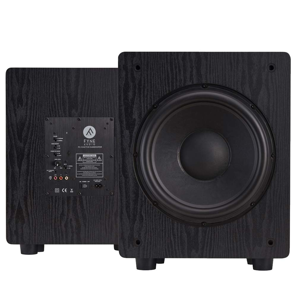 Fyne Audio F3 12