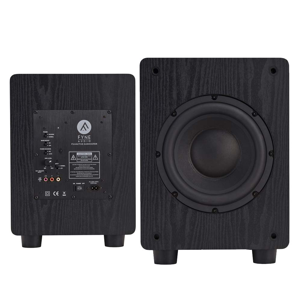 Fyne Audio F3 8